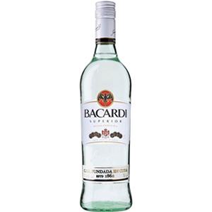 Bacardi white